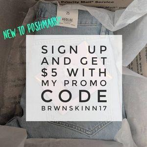 Other - Promo: BRWNSKINN17